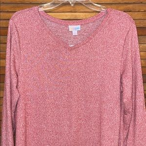 LuLaRoe S Elizabeth Hacci Sweater Material